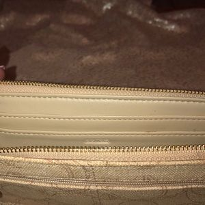 Coach Bags - Gently used Coach large wristlet!
